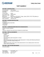 TUFT GUARD II revised